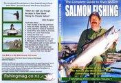 Salmon Fishing DVD cover