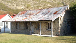 Also at Hakatere Corner is the historic original stone cottage dating from 1862. Hakatere Station was first taken up in 1857 by Thomas Henry Potts.