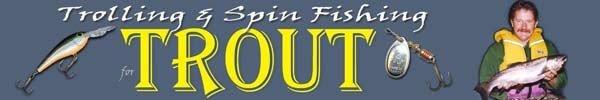 Trolling & Spin Fishing Banner