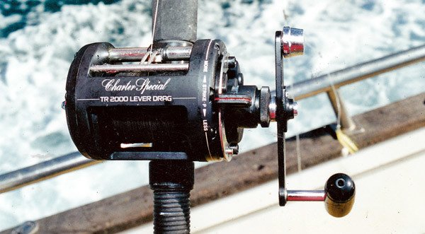 Shimano Chater Special reel.