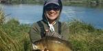 Oreti River perch.
