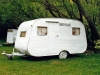 There used to be many old caravans at Lake Coleridge.