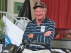 Gary Sullivan from Ashburton won the big prize of a four wheeler and trailer in the Major Prize Draw held at the end of the 2008 Rakaia Salmon Fishing Contest.