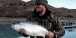Jackson Hann salmon Twizel Canals