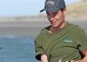 Salmon taken down at the Waimakariri River mouth. 2010