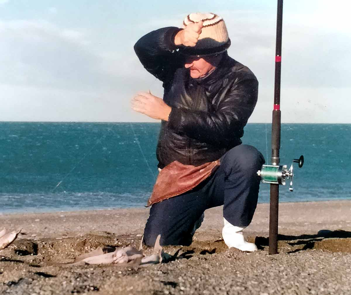 On some occassions when I have been surfcasting at Birdlings Flat over winter spiny dogfish have been so numerous it was impossible to catch anything else!