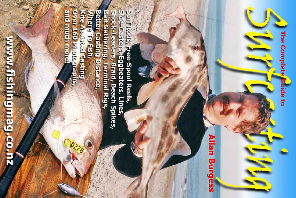 The Complete Guide to Surfcasting ebook.