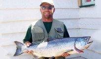Opihi River salmon.