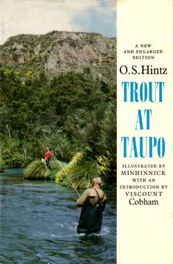 Trout at Taupo by OS Hintz