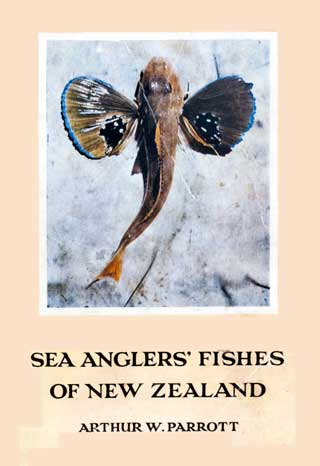 Sea Anglers' Fishes of New Zealand by Arthur W. Parrott.