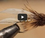 Tying the Muddler Minnow Trout Streamer Fly