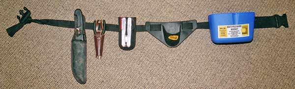 Surfcasters Belt