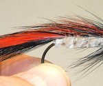 Red Shadow Trout Lure