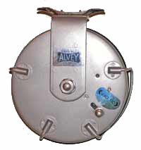 Alvey saltwater fly reel