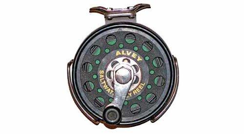 Alvey Saltwater Fly Reel.