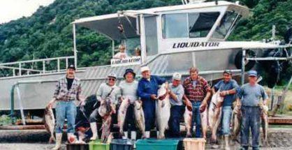 Kaikoura fishing vessel Liquitator. Featured image.
