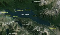 Lake Sumner Group Lakes