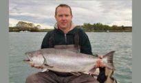 Waimakariri salmon Greg.