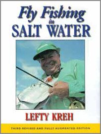 Lefty Kreh Deceiver saltwater fly.