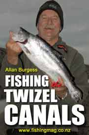 Fishing the Twizel Canals E-book-Allan Burgess