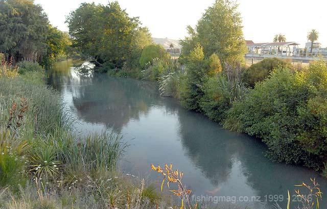 Opawa River.