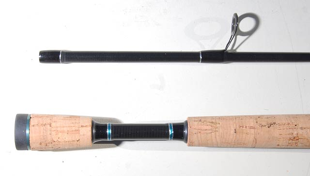 Shimano Catana 792 cork handle.