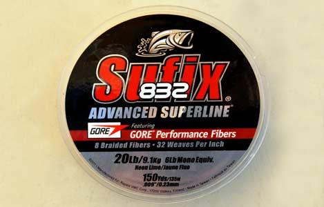 Sufix 832 Advanced Superline