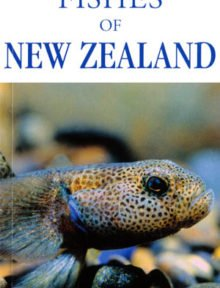 McQueen, Stella. A Photographic Guide to Freshwater Fishes of New Zealand. Photographs by Rod Morris
