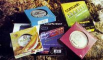 A selection of fly lines. Fly line.
