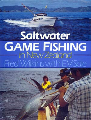 Saltwater Game Fishing in New Zealand