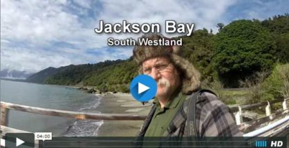 Jackson Bay Wharf, Westland - Great Surfcasting, Boat Launching, and Sea Fishing Video featured image