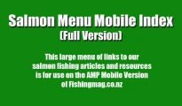 Salmon Fishing Menu Mobile Index.
