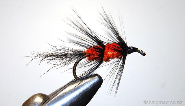 Fuzzy Wuzzy trout lure.