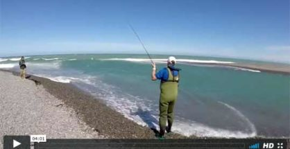 Hurunui River Trout and Salmon Fishing featured image.