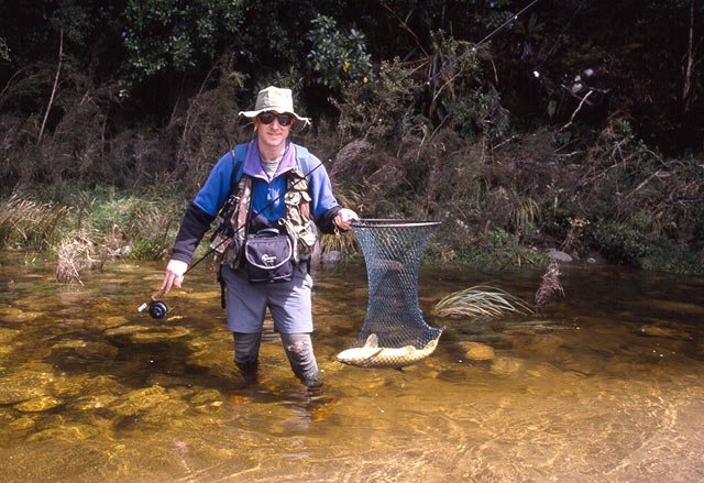 Backwaters and Backwater Angling with Tom Frazer