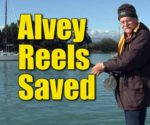 Alvey Reels Saved