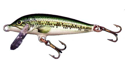 Rapala Countdown CD 5 featured image.