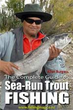 Sea-run trout fishing ebook.