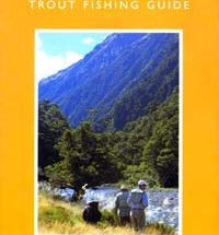 South Island Trout Fishing Guide by John Kent 2002 edition 352pp.