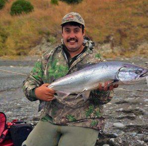 Charles Smith, salmon.