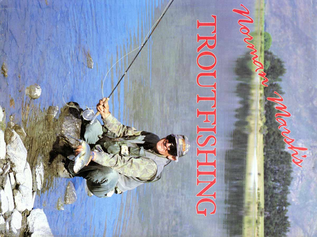 Norman Marsh's Trout Fishing