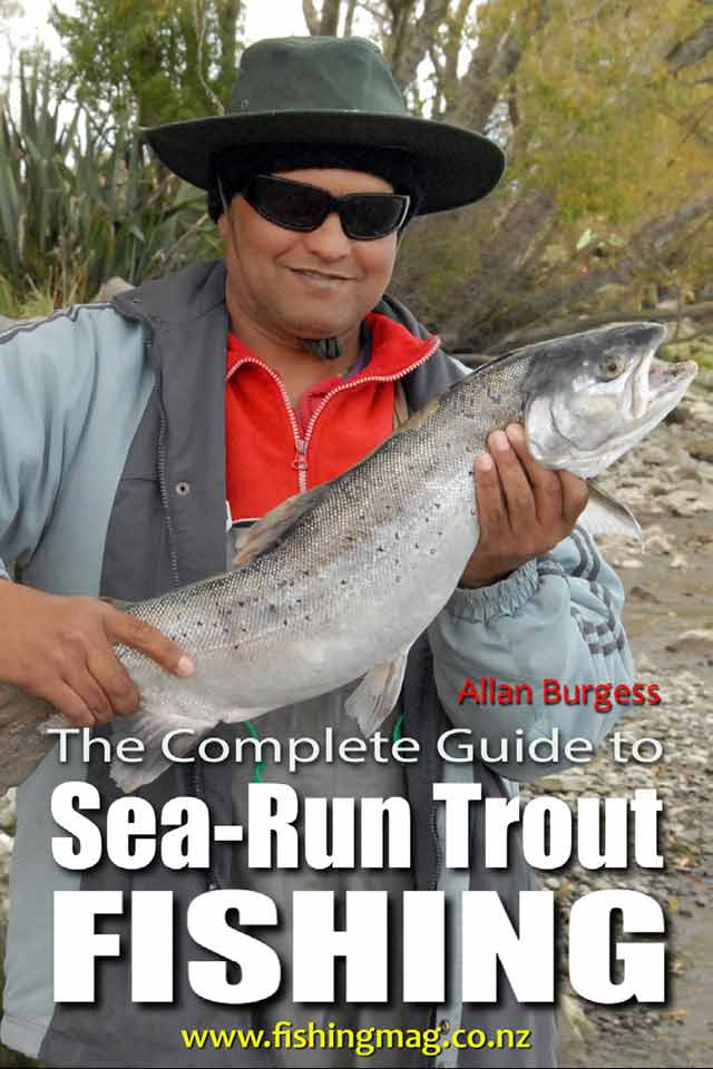 Front Cover The Complete Guide to Sea-Run Trout Fishing