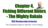 Chapter 4. The Complete Guide to Sea-Run Trout Fishing