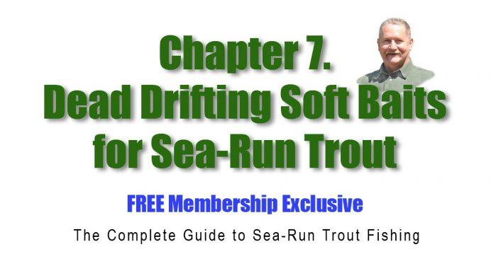 Chapter 7. Dead Drifting Soft Baits – Sea-Run Trout