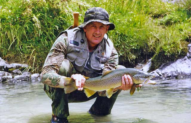 Proper Fishing Season 1 October to 30 April - Last Day Brown Trout Lessons by Gary Busch