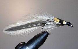 Jack Sprat trout fly. Makarora River.