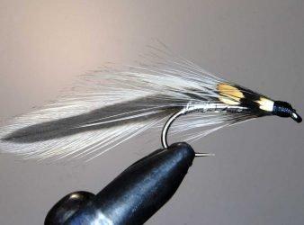 Jack Sprat trout fly. Makarora River.