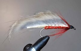 I have found this Red Rabbit lure to be very effective as a harling fly on Lake Dunstan. Harling Lake Dunstan.