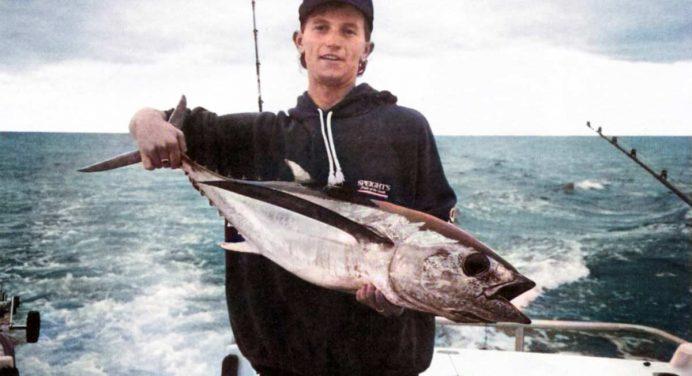 Albacore Tuna Fishing Out of Tauranga in the Bay of Plenty