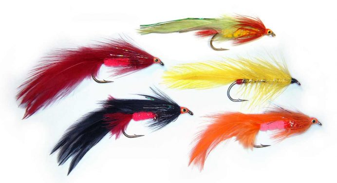 Salmon Flies and Sea-Run Trout Flies – 14 Patterns for Kiwi Fly Tyers